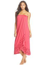 Amita Naithani - Convertible Cover-up Dress - Lyst