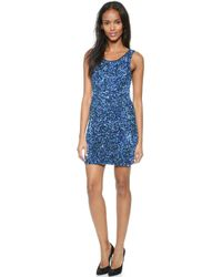 Parker Kenzie Dress  Ultramarine - Lyst