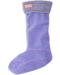Hunter Mouline Socks - Lyst