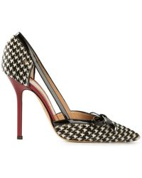 DSquared2 Houndstooth Pumps - Lyst