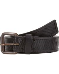 Paul Smith Dotstamped Belt - Lyst