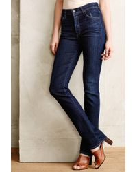 Citizens Of Humanity Arley High Waist Straight Leg Jeans - Lyst