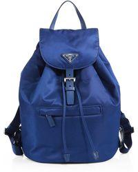knock off prada - 98+ Women's Prada Backpacks - Browse & Shop   Lyst