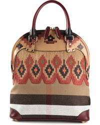 Burberry Prorsum The Bloomsbury Tote - Lyst