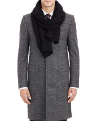 Theory - Men's Cable-knit Scarf - Lyst