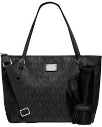 Michael Kors Michael Jet Set Diaper Bag - Lyst