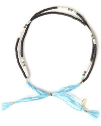 Shashi Navajo Bead Bracelet - Lyst