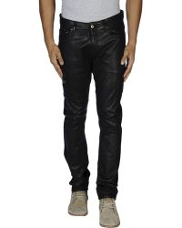 Avelon - Denim Trousers - Lyst