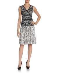 BCBGMAXAZRIA Kerra Dress - Lyst