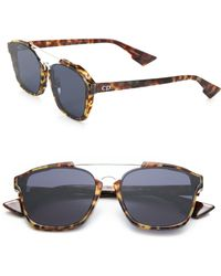 Dior | Abstract 58mm Square Sunglasses | Lyst