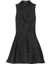 Jill Stuart Nina Organzajacquard Dress - Lyst