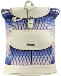 Bench - Balmville Colour Print Rucksack Bag - Lyst