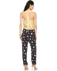 Sass & Bide - The Radical Jumpsuit French Navy - Lyst