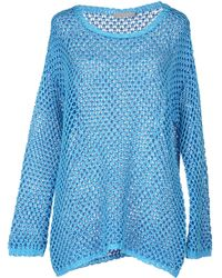 Stefanel Sweater - Lyst