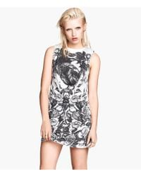 H&M Tank Top Dress - Lyst