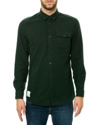 Wesc The Tyrone Flannel Ls Shirt - Lyst