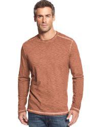 Tommy Bahama Brown Salerno Tshirt - Lyst