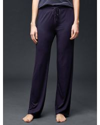 Gap | Pure Body Straight-leg Pants | Lyst