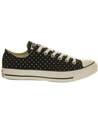 Converse All Star Low Trainers - Lyst