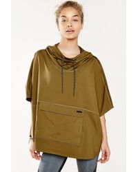 Without Walls - Fleece Poncho - Lyst