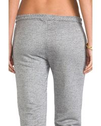 Kain - Boucle Terry Cleary Sweatpant in Gray - Lyst