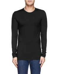 Zimmerli '700 Pureness' Jersey Undershirt - Lyst