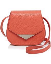 Facine - Mini Saddle Bag - Lyst