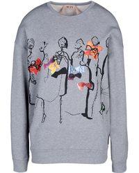 N°21 Sweatshirt - Lyst