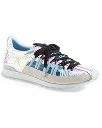 L.A.M.B. Bennie Sneakers blue - Lyst