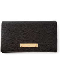 Chloé Fold Over Wallet - Lyst