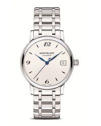 Montblanc - Star Classique Date Automatic Watch, 34mm - Lyst