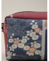 Luisa Cevese Riedizioni - Japanese Print Make Up Bag - Lyst