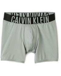 Calvin Klein Power Micro Boxer Brief - Lyst
