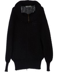 Stella McCartney Black Cardigan - Lyst