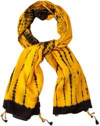 Antik Batik Silk Pareo Scarf - Lyst