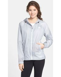 The North Face 'Cloud Venture' Lightweight Waterproof Jacket gray - Lyst
