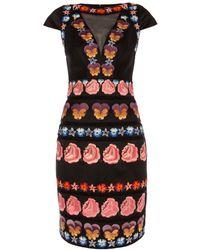Temperley London Valencia Dress - Lyst