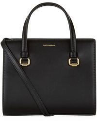 Dolce & Gabbana Vitello Chic Mini Bag - Lyst