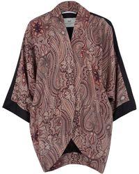 Day Birger et Mikkelsen - Pink Anglian Paisley Print Kimono Jacket - Lyst