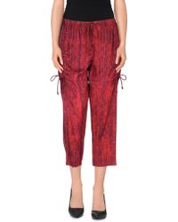 Edun | 3/4-length Trousers | Lyst