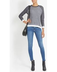 Rag & Bone Brenda Crew Neck Sweater - Lyst