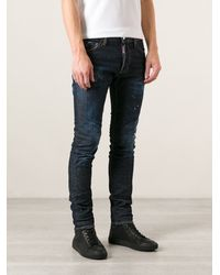 DSquared2 Slim Fit Jeans - Lyst