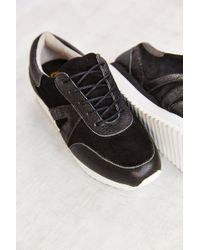 Sol Sana - Skylar Leather Runner Sneaker - Lyst