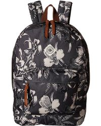 Obey - Dark Orchid Backpack - Lyst