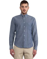 Gant Rugger Selvage Madras Button Down - Lyst