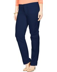 Ralph Lauren Rolled-Cuff Chino Pant - Lyst