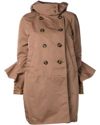 Moncler Gaugin Coat - Lyst
