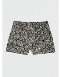 LAC - Tetris Floral Print Boxer Shorts - Lyst