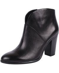 Vince Camuto | Franell Leather Ankle Boots | Lyst