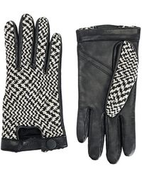 Rag & Bone W Beacon Gloves - Lyst